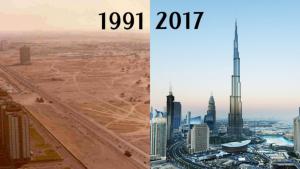 Dubai bog